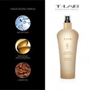 T-lab blond ambition kondicionierius/ šviesintiems plaukams