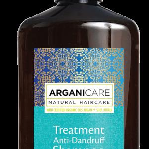 Arganicare Anti dandruff shampoo- šampūnas nuo pleiskanų