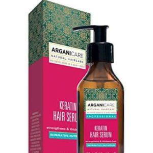 Arganicare Keratin hair Serum - Plaukų serumas su keratinu