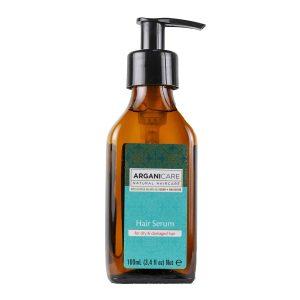 Arganicare Hair Serum for dry & damaged hair-plaukų serumas sausiems ir pažeistiems plaukams