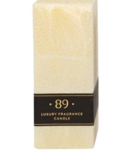 """,,Old Million"""" parfumuota palmių vaško žvakė 89 Aromatic"""