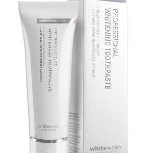 WhiteWash antibakterinė balinanti dantų pasta