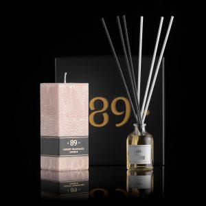 Curious craft parfumuotų produktų rinkinys