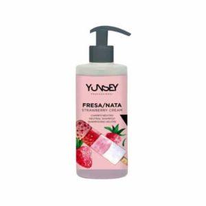 Yunsey strawberry cream šampūnas