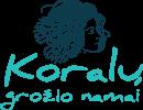Koralu grozio namai logotipas